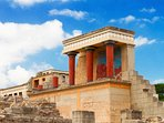 Nearby antiquities of Knossos Palace