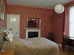 Bedroom three: double bed