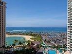 Ilima Suite - Ilima Suite Waikiki view