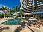 Waikiki Watermark - Complex swimming pool