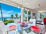 Breathtaking views of LaJolla Cove awaits you in the Perfect Penthouse condo home.