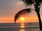 Beautiful Kona Sunset