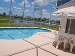 Chair,Furniture,Dining Table,Table,Pool