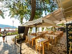 Main Cavtat promenade, just a  minute of walk from the apartments