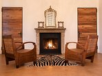Master Fireplace Suite