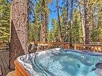 Enjoy a memorable Golden State getaway at this South Lake Tahoe vacation rental!