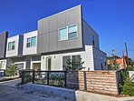 Plan a riveting southwest retreat and stay at this modern San Antonio vacation rental townhome!