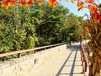 Scenic Fall at Starved Rock State Park