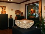 Madrona Gallery of my work (on the property)
