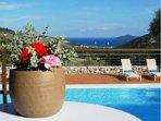 Sea-View from Lito villa
