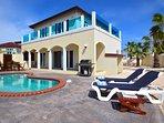 Four Bedroom Villa with Pool Merlot Villas Aruba