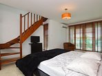 First Floor Master Bedroom with Ensuite Bathroom