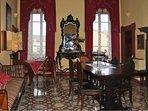 Il salone ottocentesco