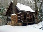 An ideal destination for a snowy February weekend by a warm oak wood fire.