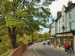 3.Cottage in Picturesque Ironbridge