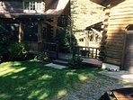 Vermont Log Home splender