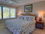 The upstairs Master suite is luxurious to say the least.