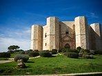 Castel Del Monte destination of our tour