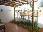 Terraza - zona jardín.