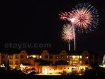4th of July at Casa Antigua Condominiums