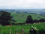 A view over the rolling hills of South Gippsland