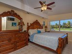 Master Bedroom with very High End Furnishings and pillow top bed