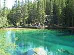 Grassy Lakes in Canmore