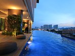 Infinity Pool (First in Old Klang Road) at Facility Floor Level 7