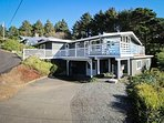 TREASURE ROCK - Newly remodeled, large, spectacular home with OCEAN View.