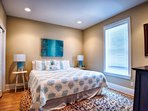 2nd Floor King Suite with Private Bath feat. HD Flat-Screen TV