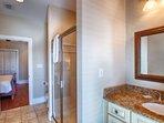 3rd Floor King Suite Bathroom