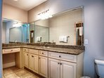 3rd Floor Master King Suite Private Bath