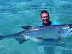 Known as the sport fishing capital of the world, Andrew can help with advice