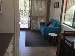 Lounge/Kitchenette area