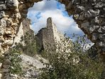 Fortress Kljucica is 4 km from apartment. Bike trail from apartment