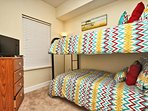 Bonus Room - Twin Bunks
