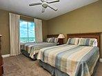 Guest Bedroom 2 - 2 Queen