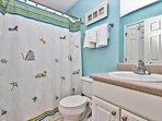 Private Guest Bath 2