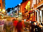 Great nightlife in the city of Dublin