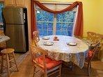 Dining room(open floor plan)
