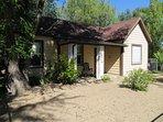 Ponderosa Cottage front yard
