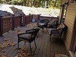 Deck#2 lakefront