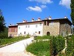 3 bedroom Apartment in Strada in Chianti, Tuscany, Italy : ref 5036352