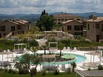 TUSCANY FOREVER RESIDENCE VILLA LIBERTA FIRST FLOOR APARTMENT  2 BEDROOMS/1 bathroom