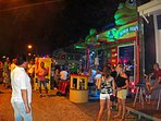 venture on a night out at Ayia Napa's sizzling bars and clubs