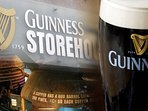 Guiness storehouse is few minutes walk from apt