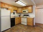 Trails End 310 Kitchen Area Breckenridge Lodging Vacation Rental