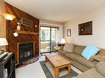 Grandview 19C Living Area Breckenridge Lodging Vacation Rentals
