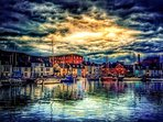 Weymouth Harbour View.