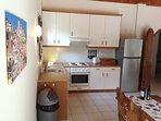 kitchen (new fridge 2016)